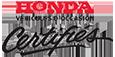 Honda certifié